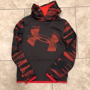 Boys Under Armour Hoodie Youth M